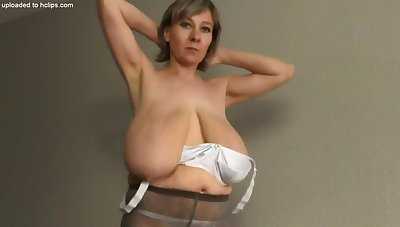 Old Mother I´d Like In all directions Fuck With Huge Saggy Breast