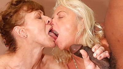 big flannel interracial anal granny orgy
