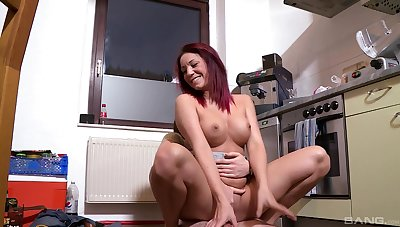 Man comes together with fucks this wife in the ass