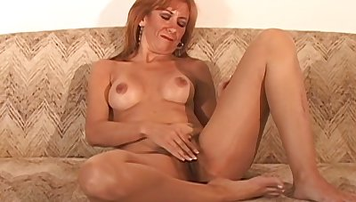 Hairy mature amateur redhead fucking say no to husband