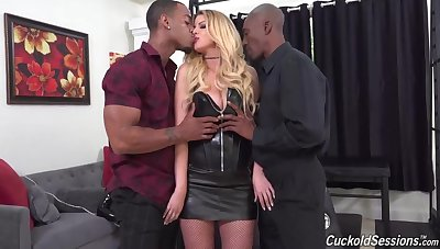 Hard, extreme and black - Brooklyn Chase