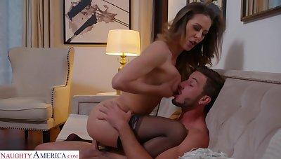 Cherie Deville Takes A Young Cock - MyFriend'sHotMom