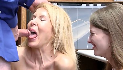 Office slut gangbang Suspects grandmother was misnamed to