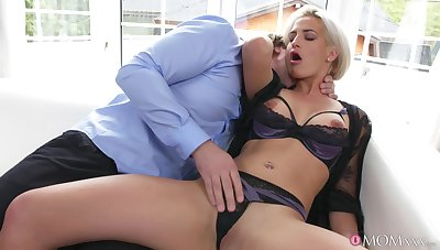 Hardcore fucking in the morning ends all over a cumshot be expeditious for Nicole Vice