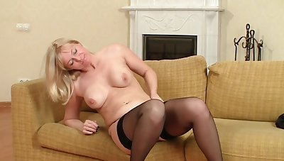 Home unassisted Katya Gannau moans for ages c in depth fingering the brush pink taco