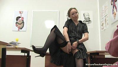 Mature Teacher Want Partisan Penis