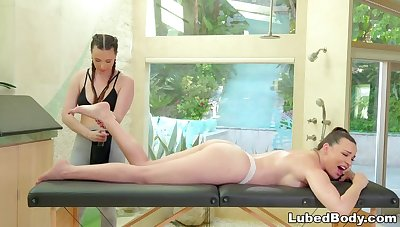 FANTASY Palpate Wife Cheats w Sexy Masseuse PAWG