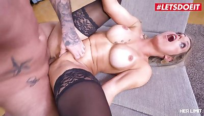 HerLimit - Mia Linz PAWG Brazilian MILF Rough Deep Anal And Face Fucking With A Distinguished Gumshoe - Mike angelo